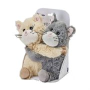 Warmies Cozy Plush Warm Hugs Kittens